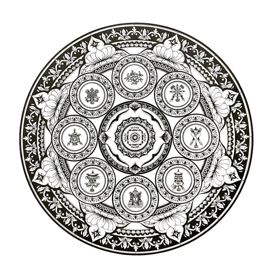 1080x1080 Design Stack A Blog About Art, Design And Architecture Mandala