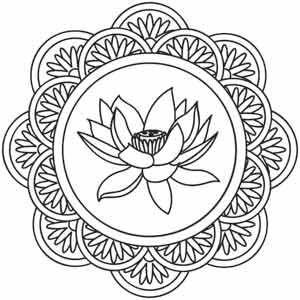 300x300 Mandalas U06dd Coloring Mandala, Mandalas And Adult