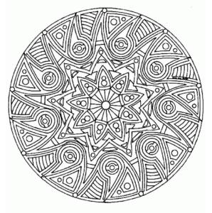 298x300 Mandala Monday