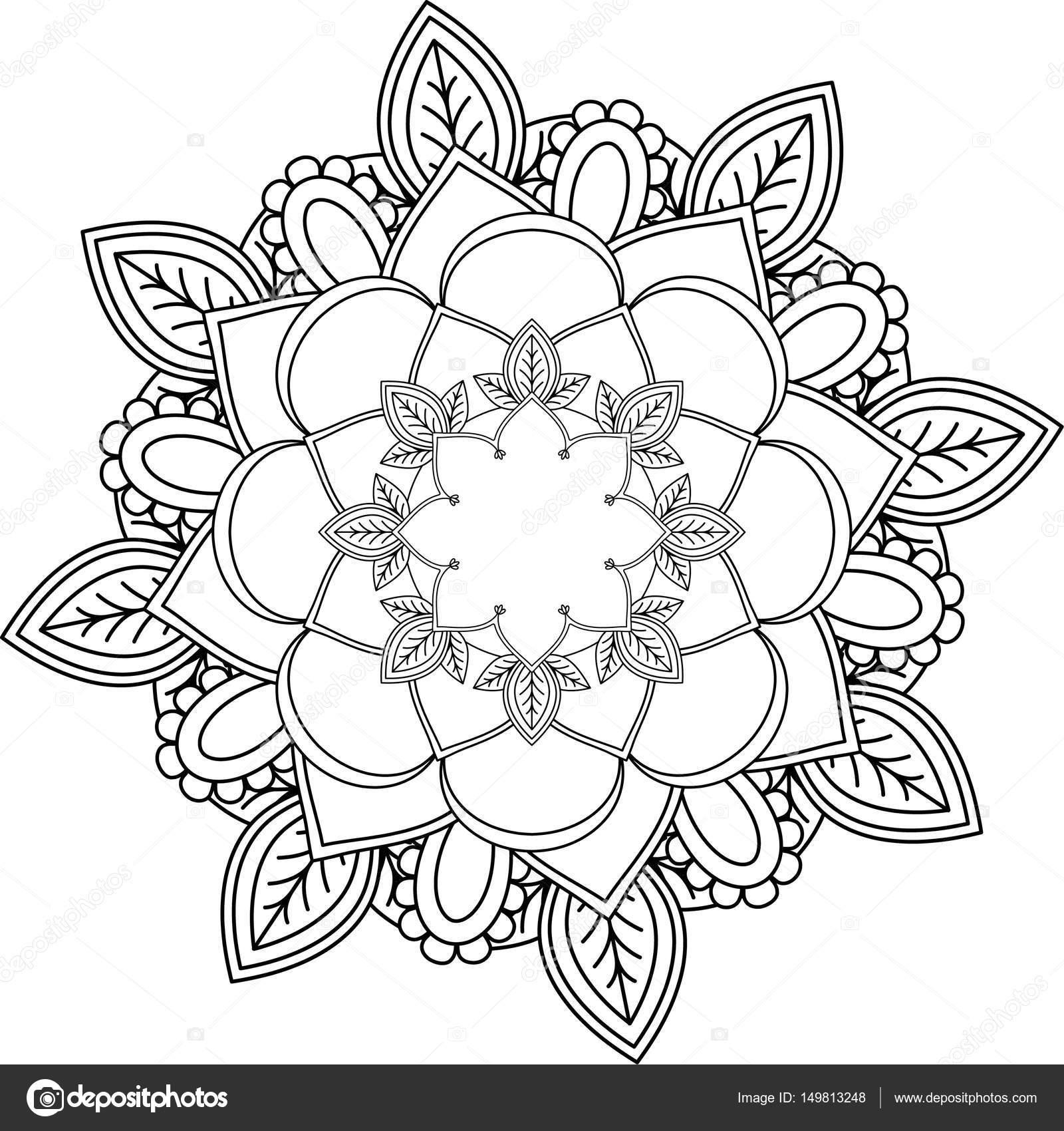 1600x1700 Mandalas drawing wallpaper — Stock Photo © outsiderzone