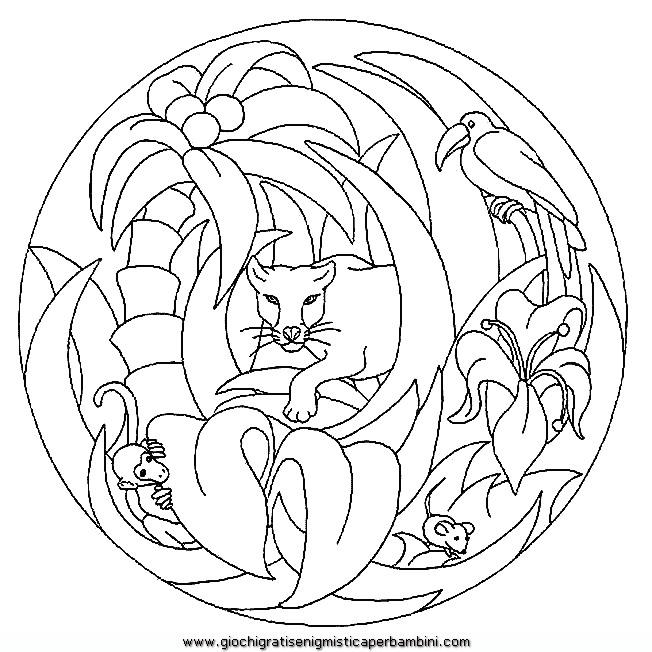 Mandala Drawing Animals At Getdrawings Com Free For Personal Use