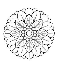 236x273 Chinese Mandala Mandalas Mandala, Chinos And Mandalas