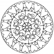 220x220 Easy Mandalas For Kids