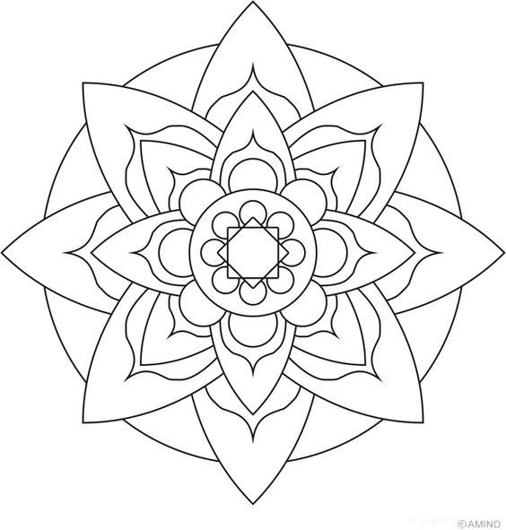 564x591 Mandala Mandala Mandala And Flower Mandala