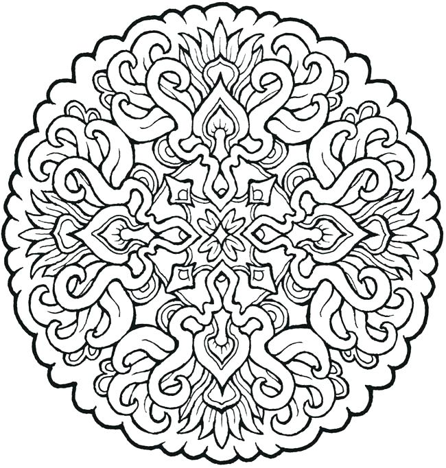 650x682 Mandala Coloring Books Also 19 Animal Pages Pdf