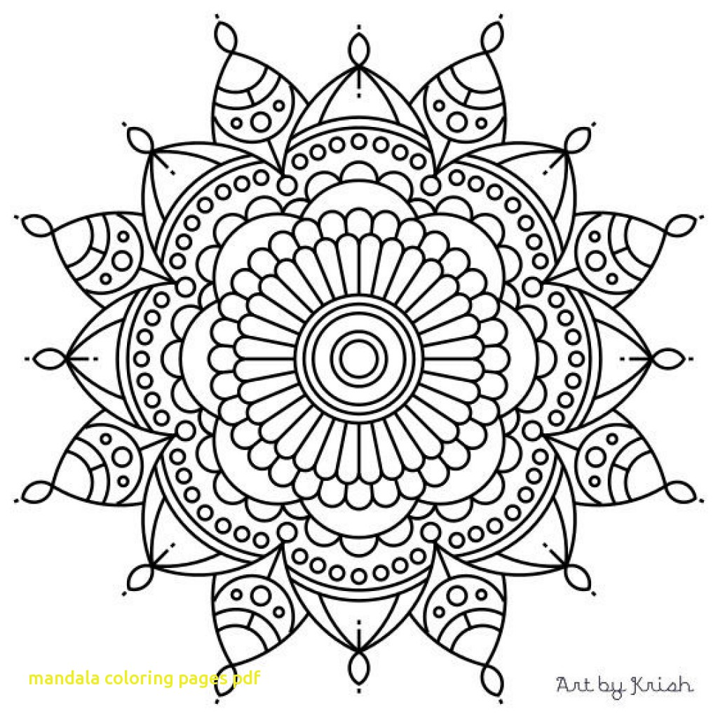 1024x1024 Mandala Coloring Pages Pdf With 106 Printable Intricate
