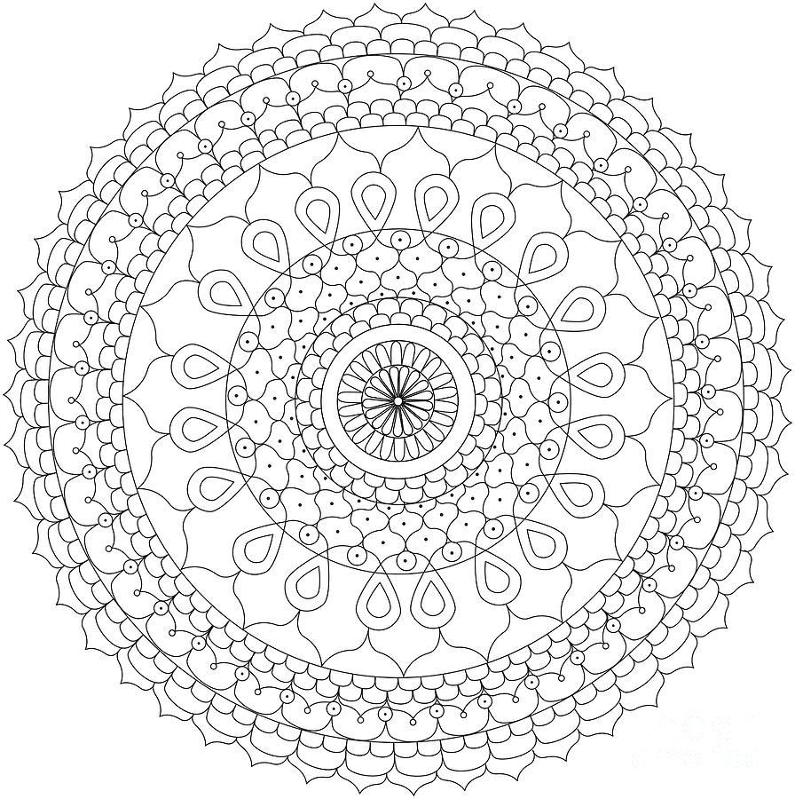 mandala drawing pdf at getdrawings com free for personal use
