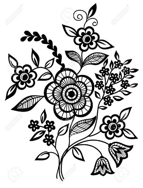 Mandala Flower Drawing At Getdrawings Com Free For Personal Use