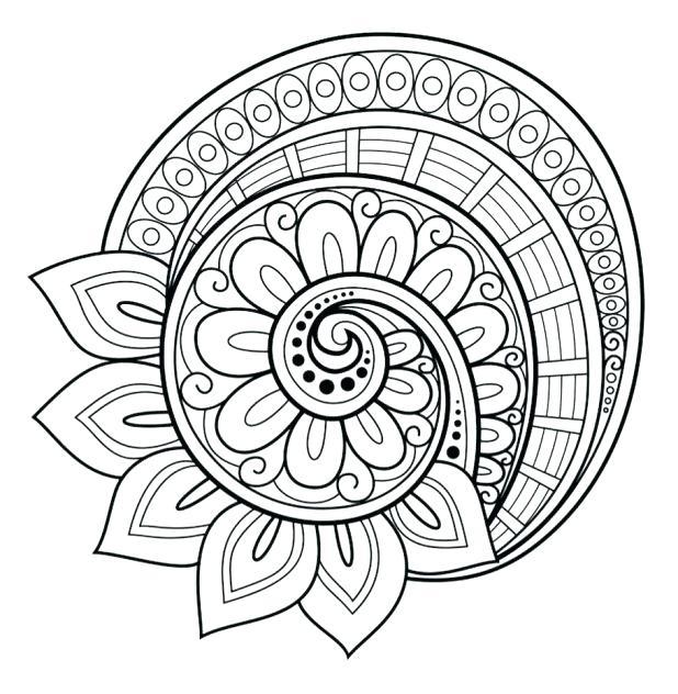 Ausgezeichnet Mandalas Tiere Hai Ideen - Ideen färben - blsbooks.com