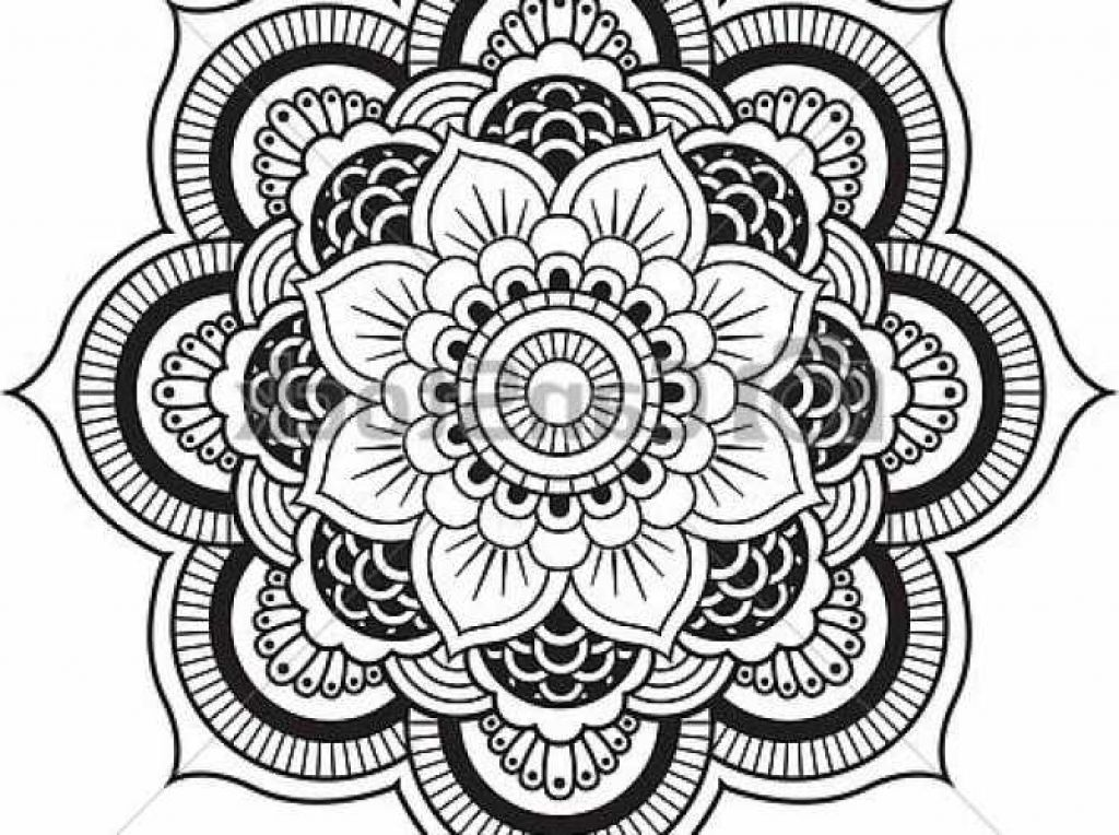 1024x764 Mandala Flowers Tattoo Design Art Ideas Woodburning