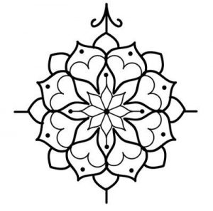 Mandala Tattoo Drawing at GetDrawings com | Free for personal use