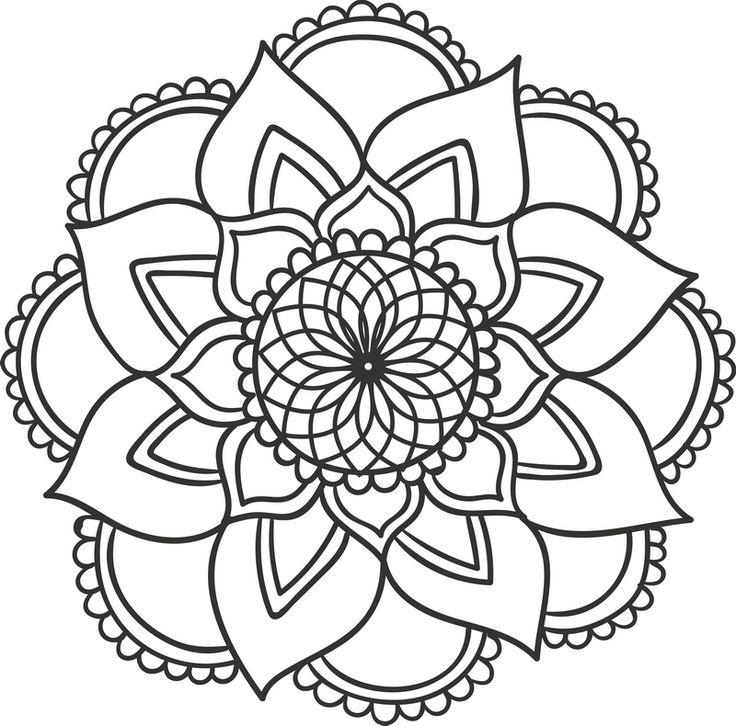 Mandella Drawing