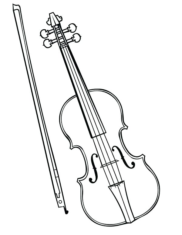 600x776 Musical Instrument Coloring Pages Musical Instruments Coloring