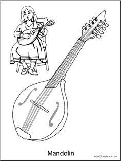 236x313 Drawing Art Banjo, Instruments And Music Instruments
