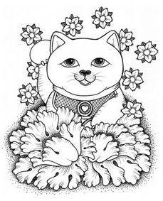 229x283 Cat Dotwork Drawing Tattoo Katte Og Tegninger