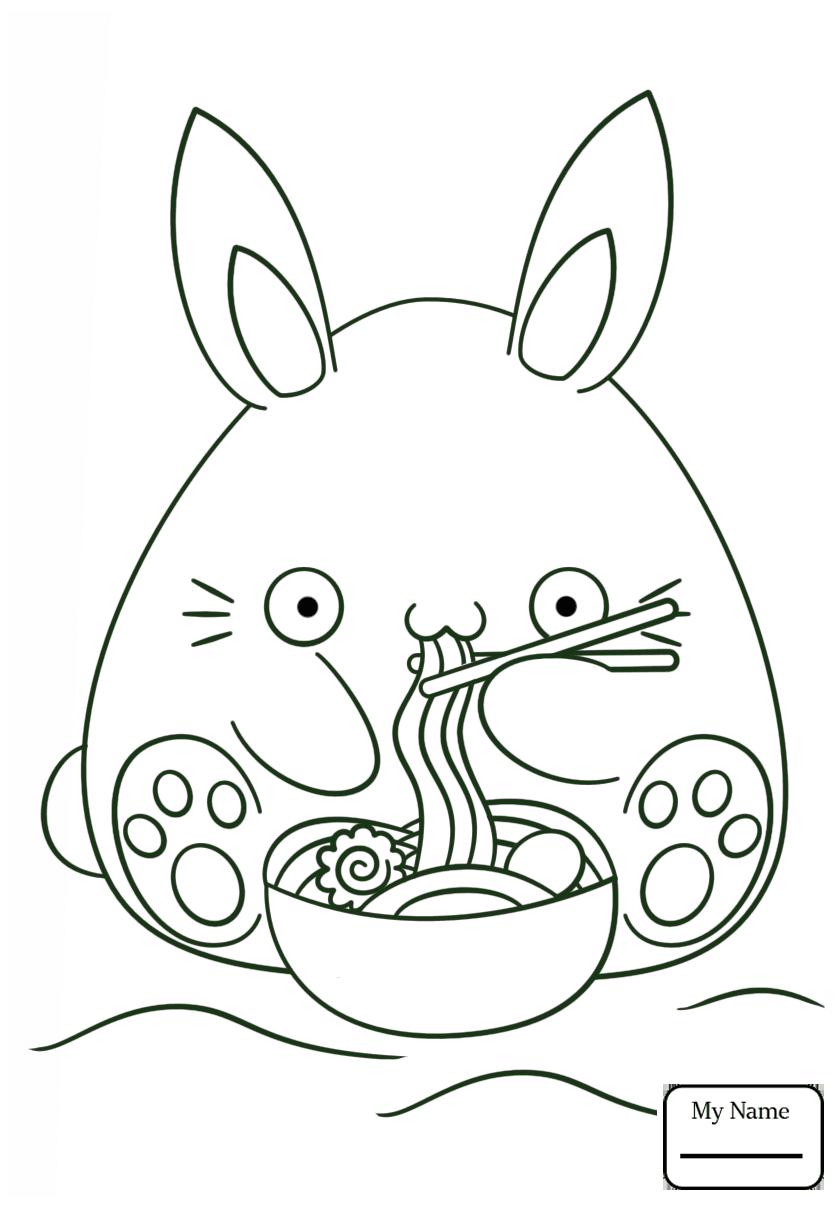 840x1210 anime animals mycoloring7