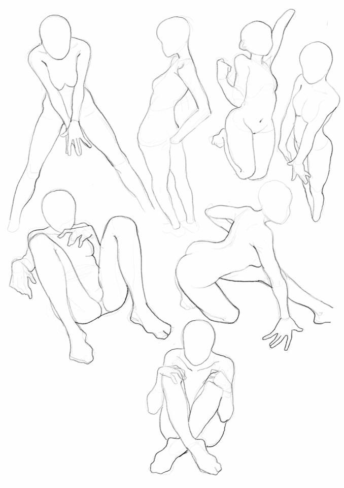 678x960 Pin By Who Cares On Body Pose, Drawings And Anatomy