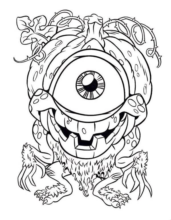 manga eye coloring pages - photo#44