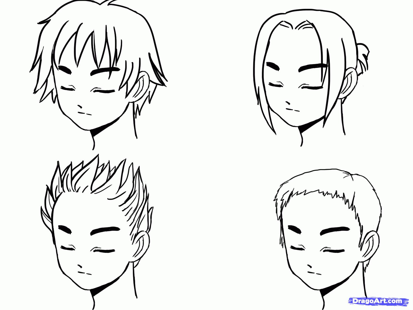 1600x1200 Easiest Way To Draw Anime How To Draw Manga Eyes