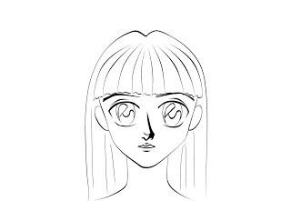 320x221 How To Draw Animemanga Face
