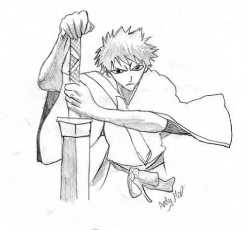 500x466 Manga Sword Boy!