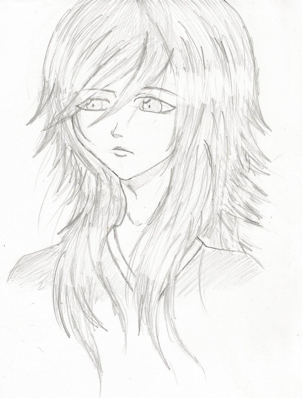 1024x1348 Manga Guy By Chibii Chii