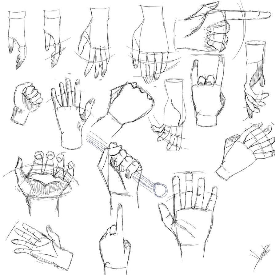 894x894 Hand Drawing Anime Manga Hand Drawingsdevinesync