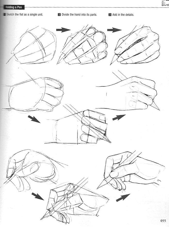 655x878 Hand Poses