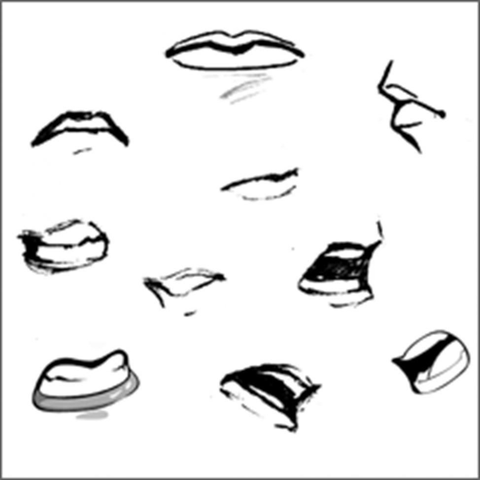 974x974 How To Draw Sad Manga Mouth Tags How To Draw Sad Mouth Easy