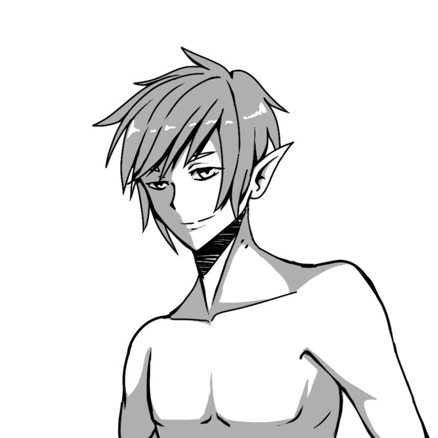 894x894 Marshall Lee Shirtless Manga Style By Amadosan