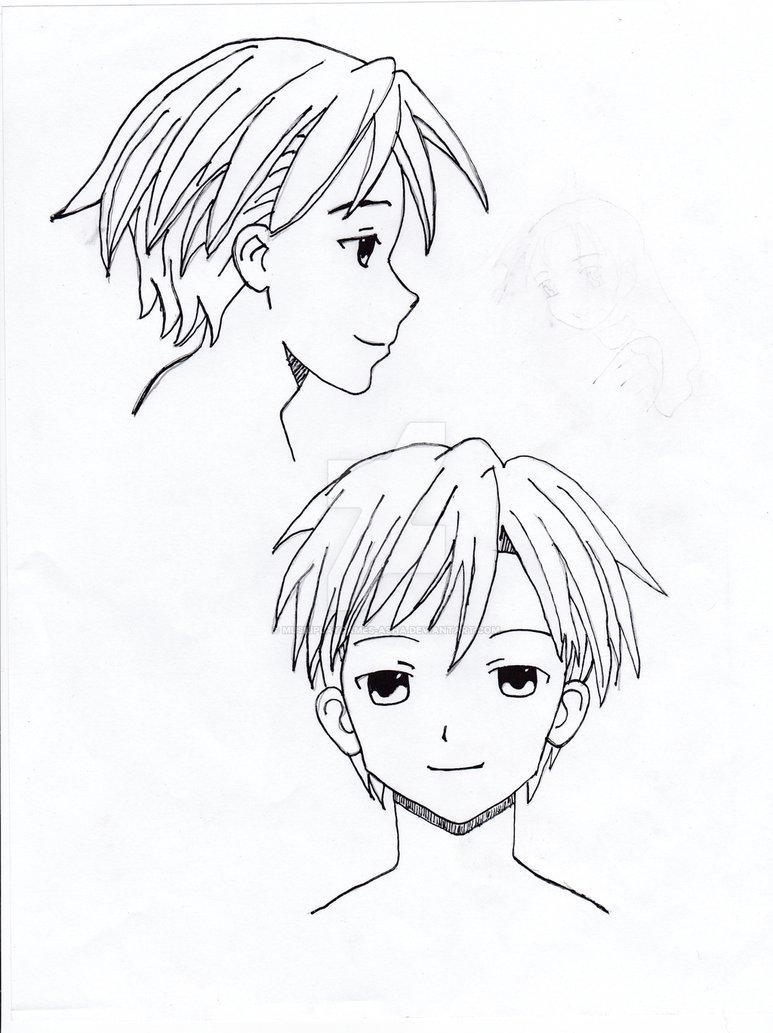 773x1033 Teen Mangaanime Style Boy By Muskiplaygames Asha