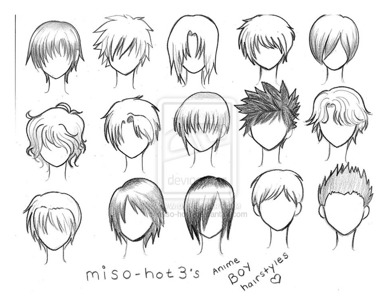 2480x1898 Peinados Anime Hombre
