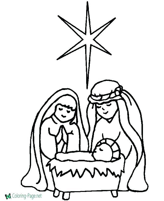 670x820 Manger Scene Coloring Page Awesome Manger Scene Coloring Page