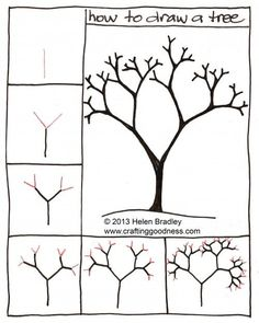 236x295 Toonpeps How To Draw Mango Tree For Kids, Step By Step, Mango