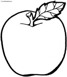 236x269 Mango Coloring Pages Embroidery Kindergarten