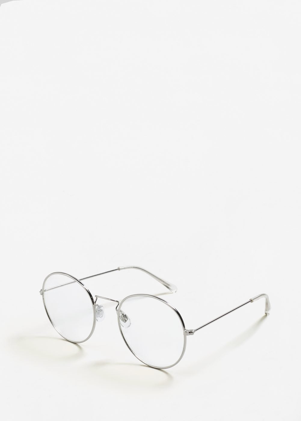 1001x1400 Transparent Rounded Sunglasses