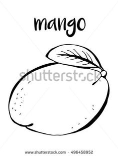 236x311 Mango Fruit Label Design For Product. Collection Of Food Label