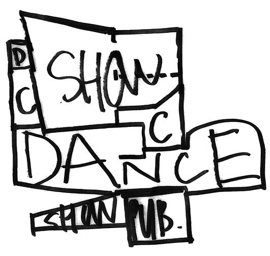 531x504 Foco Archive Dance Machine Concept Sketch Of Performance