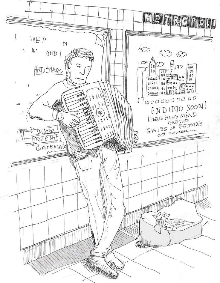 736x944 Pin By Martha Leduc On New York Illustrations