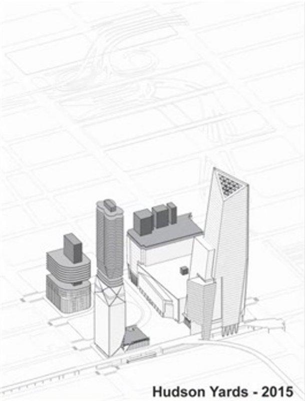 609x800 New York 30 Hudson Yards (North Tower) 1,296 Ft 92 Floors