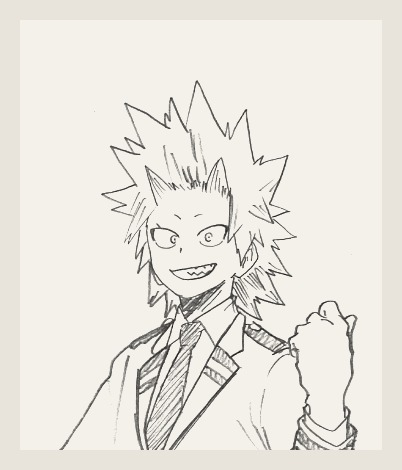 402x470 Unbreakable, Happy Birthday To Class 1 A's Manly Hero,
