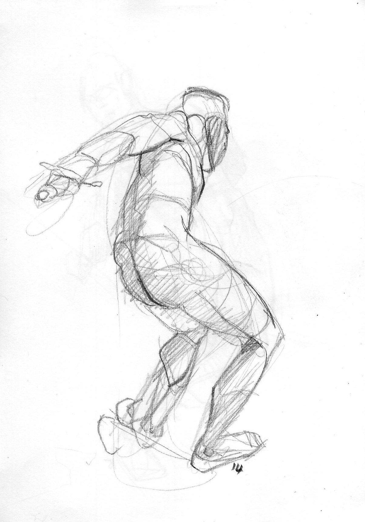 1203x1722 Figure Drawing Fundamentals A Progress Report Gasp!