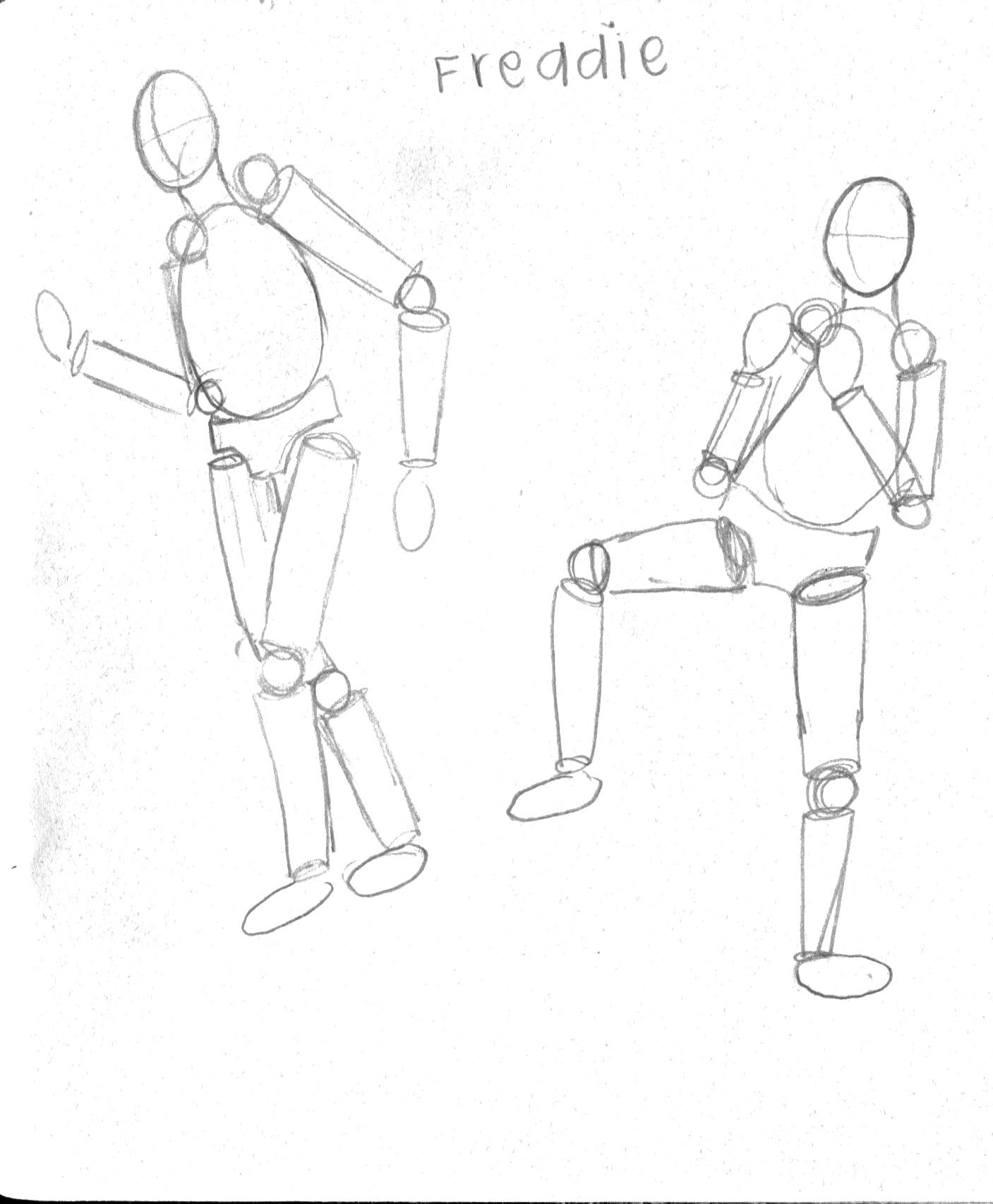 1407x1705 Human Figure Drawing Dcd