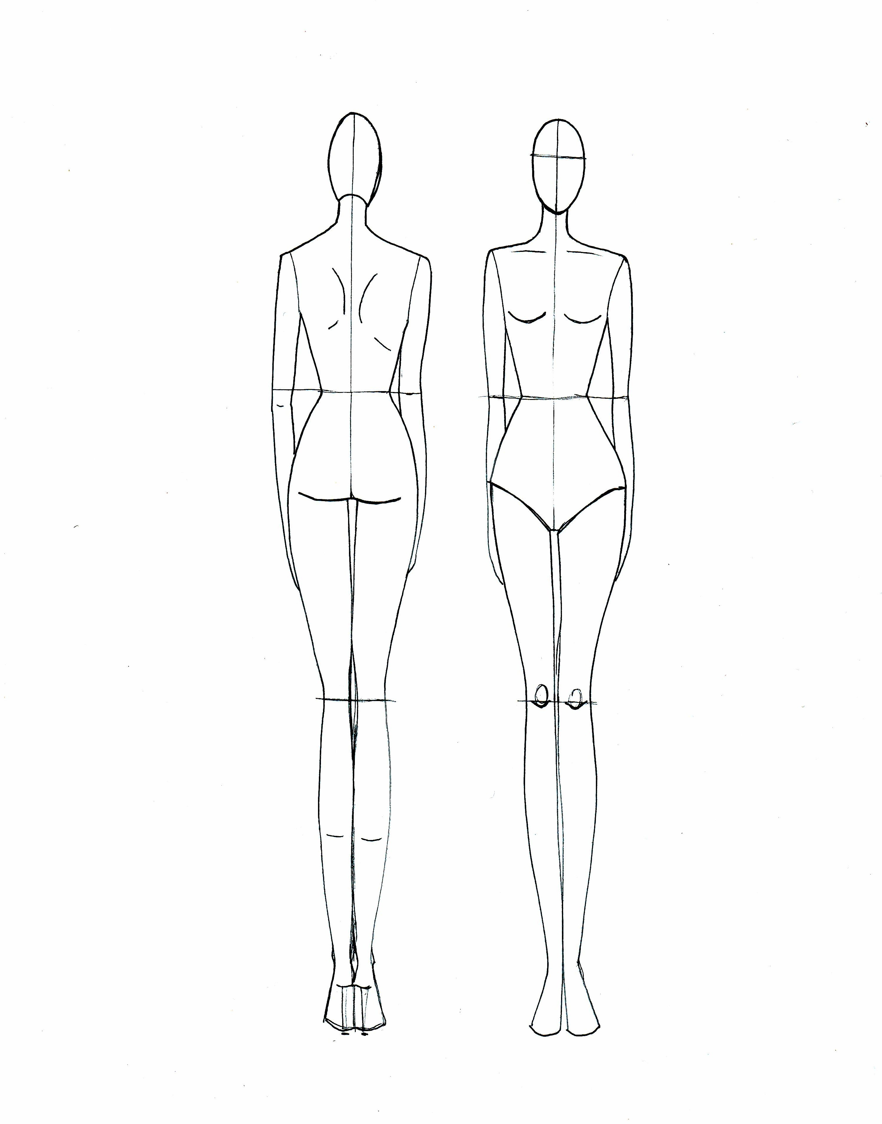 2990x3811 Model For Drawing Clothes Fashion Designs Sketches Models Rclako5x