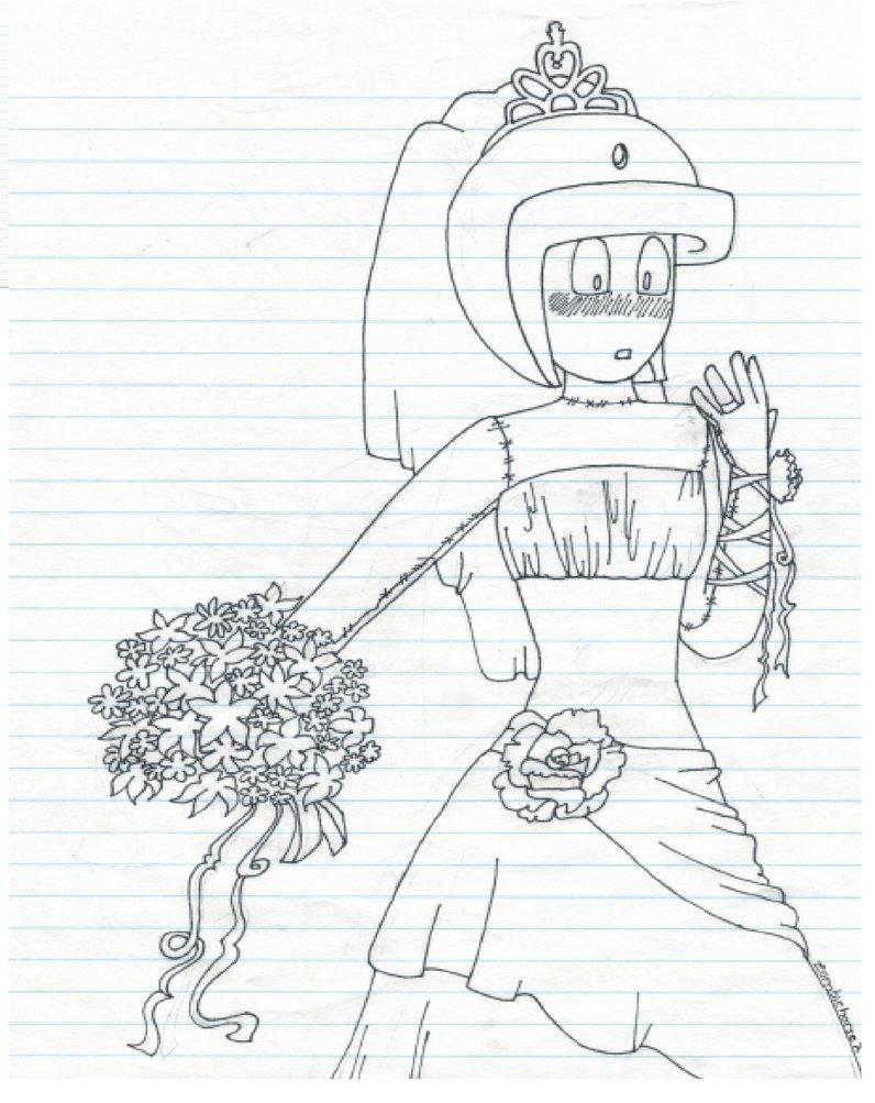 796x1003 Mannequin Bride By Zombiehorse2