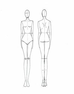 236x300 Drawing Mannequin Fashion Fashion Design Images