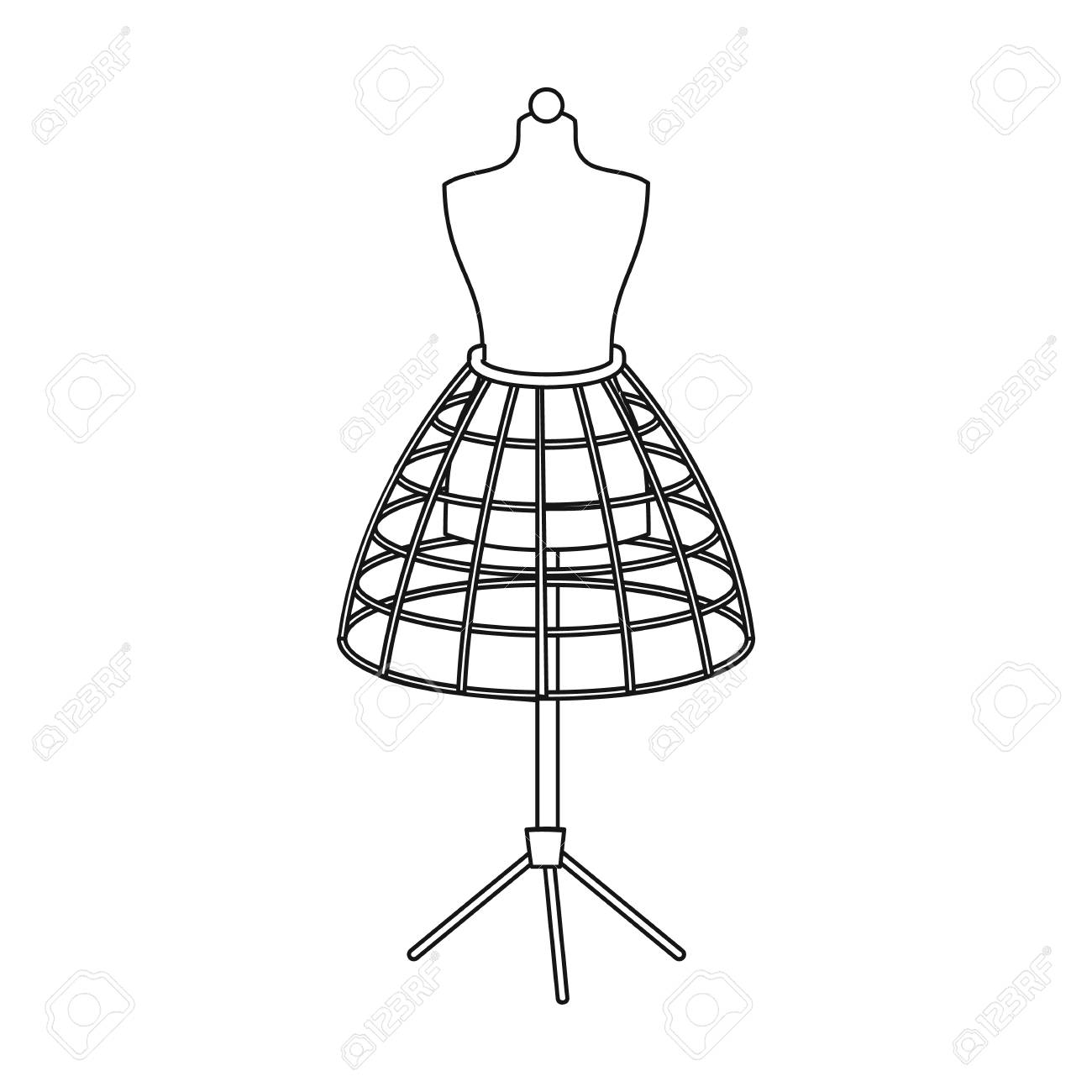 1300x1300 Equipment, Mannequin For Sewing Womens Clothing. Sewing