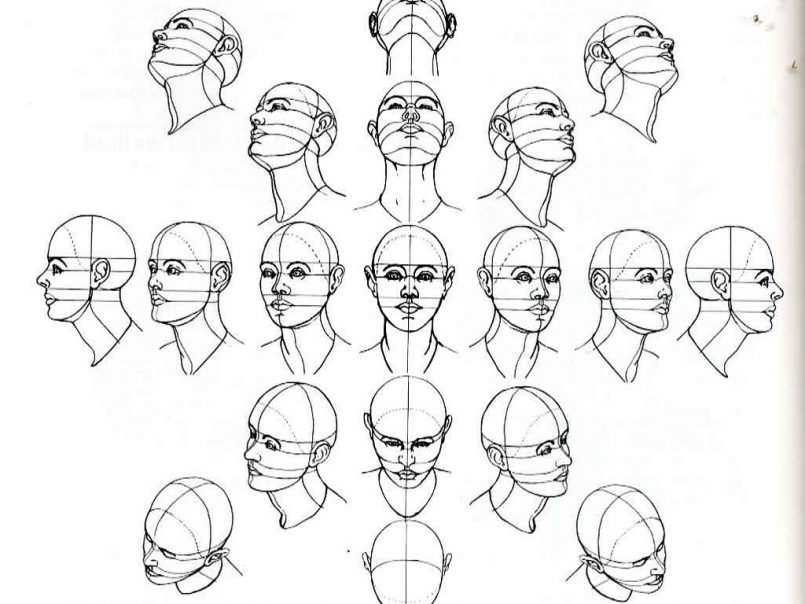 805x604 Drawing How To Draw A Male Face Tutorial Also How To Draw A Male