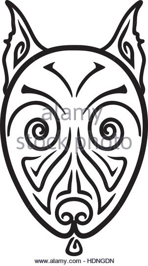 302x540 Maori Tattoo Head Stock Photos Amp Maori Tattoo Head Stock Images