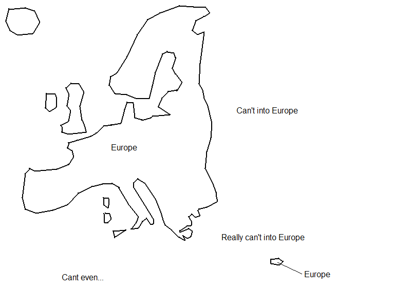 800x600 Hilariously Bad Attempts By Americans To Draw Europe From Memory